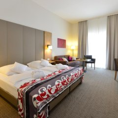 Santé Royale Hotel- & Gesundheitsresort Warmbad Wolkenstein 4* Номер Делюкс с различными типами кроватей фото 5