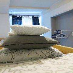 Гостиница Happy House Кровать в женском общем номере с двухъярусной кроватью фото 11