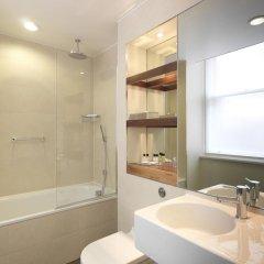 Апартаменты Slovansky Dum Boutique Apartments ванная