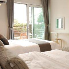 Отель The Mei Haus Hongdae 3* Стандартный номер с различными типами кроватей фото 8