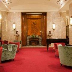 Отель Bettoja Mediterraneo 4* Стандартный номер с различными типами кроватей фото 9