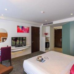 Hotel Icon Bangkok 4* Улучшенный номер с различными типами кроватей фото 3