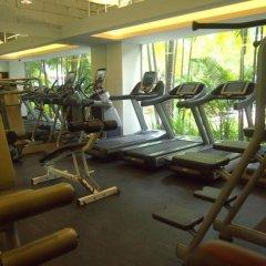 Отель Amara Singapore фитнесс-зал