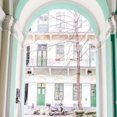 Апартаменты Cool! Downtown Apartment Будапешт балкон