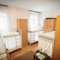 Хостел Кремлевские Огни Кровать в общем номере с двухъярусной кроватью фото 7