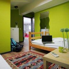 Hostel and Apartments 360º Стандартный номер с различными типами кроватей фото 4