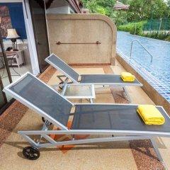 Отель Novotel Phuket Resort 4* Номер Делюкс с двуспальной кроватью фото 12