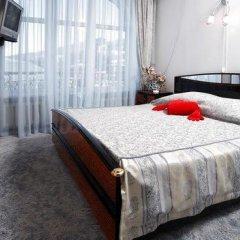 Гостиница Бриз 3* Стандартный семейный номер с двуспальной кроватью фото 7