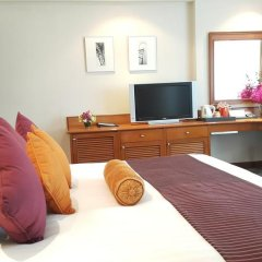 Boulevard Hotel Bangkok 4* Номер Делюкс с разными типами кроватей фото 25