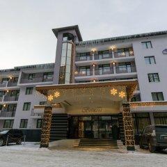 Отель Belmont Ski & Spa парковка