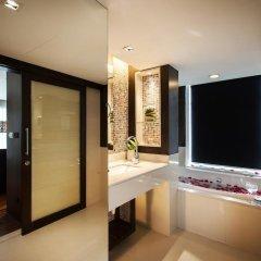 Отель A-One Pattaya Beach Resort 4* Номер Делюкс с различными типами кроватей фото 12
