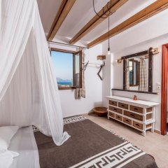 Отель Villa Lindos Muse комната для гостей фото 5