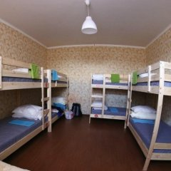 Like Хостел Тверь Кровать в общем номере с двухъярусной кроватью фото 3