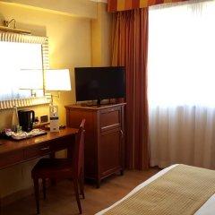 Отель Cicerone 4* Стандартный номер с различными типами кроватей фото 8