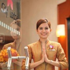 Отель City Lodge Soi 9 Бангкок питание фото 3