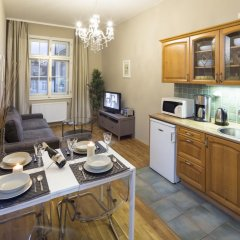 Hotel Apartments Wenceslas Square в номере фото 2