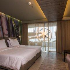 Отель Savoy Saccharum Resort & Spa 5* Стандартный номер с различными типами кроватей фото 11