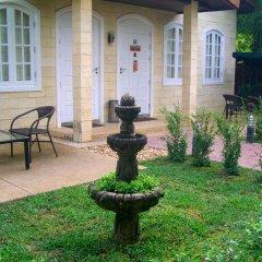 Отель Pictory Garden Resort 3* Коттедж с разными типами кроватей фото 8