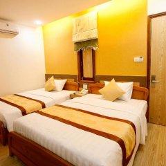 Galaxy 3 Hotel 3* Улучшенный семейный номер с двуспальной кроватью