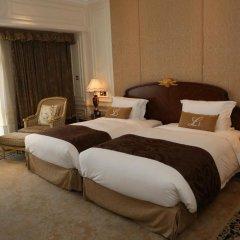 Legendale Hotel Beijing 5* Номер Noble grand с двуспальной кроватью фото 4