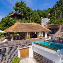Отель Cape Shark Pool Villas 4* Вилла с различными типами кроватей фото 17