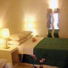Отель Antithesis Caldera Cliff Santorini 3* Люкс с различными типами кроватей фото 10