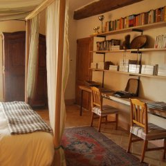 Отель Il Castello di Tassara Стандартный номер