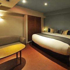 Отель Fukuoka Chapel Coconuts Hotel Ipolani (Adult Only) Япония, Порт Хаката - отзывы, цены и фото номеров - забронировать отель Fukuoka Chapel Coconuts Hotel Ipolani (Adult Only) онлайн комната для гостей фото 4