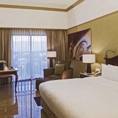 Отель Fiesta Americana Merida 4* Улучшенный номер с разными типами кроватей фото 3
