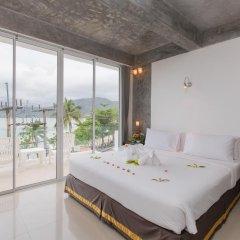The Front Hotel and Apartment 3* Улучшенный номер с двуспальной кроватью фото 4