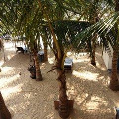 Отель Happy Beach Inn and Restaurant пляж