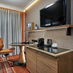 Отель Hilton London Tower Bridge 4* Номер Делюкс с различными типами кроватей фото 4