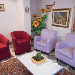 Отель Villa Gina Кьянчиано Терме интерьер отеля фото 2