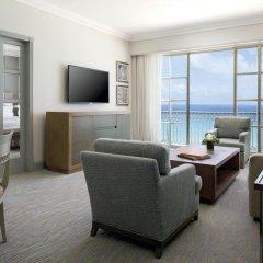Отель The Ritz-Carlton Cancun 5* Люкс с различными типами кроватей фото 3