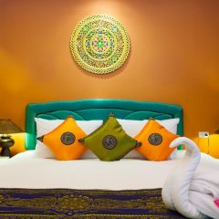 Отель Royal Phawadee Village 4* Номер Делюкс фото 4