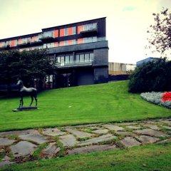 Отель Flotmyrgården Apartment Hotel Норвегия, Гаугесунн - отзывы, цены и фото номеров - забронировать отель Flotmyrgården Apartment Hotel онлайн с домашними животными