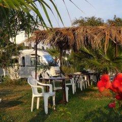 Отель Mavi Cennet Camping Pansiyon Стандартный номер фото 10