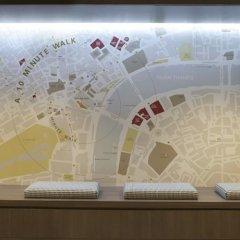Отель Citadines Trafalgar Square London спа