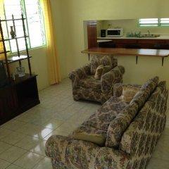 Отель Chillax On Our Farm By The Sea Апартаменты с различными типами кроватей
