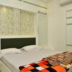 Отель Luxury Inn Апартаменты с различными типами кроватей фото 22