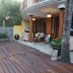 Отель Thaproban Beach House 3* Улучшенный номер с двуспальной кроватью фото 7