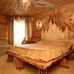 Art Hotel Vykrutasy 3* Люкс с различными типами кроватей фото 10