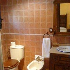 Отель Valdolázaro Испания, Бельвис-де-ла-Хара - отзывы, цены и фото номеров - забронировать отель Valdolázaro онлайн ванная