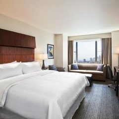 Отель Westin New York Grand Central 4* Номер Делюкс с различными типами кроватей фото 3