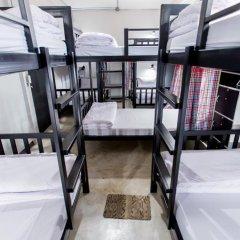 Baan 89 Hostel Кровать в общем номере с двухъярусной кроватью фото 5