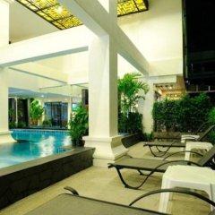 Ansino Bukit Hotel 3* Улучшенный номер двуспальная кровать фото 27