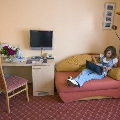 Hotel Am Alten Strom 3* Стандартный номер с различными типами кроватей фото 4