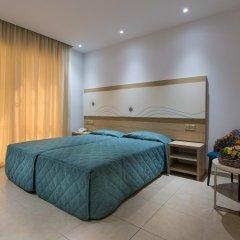 Stamatia Hotel 3* Улучшенный номер с двуспальной кроватью фото 12