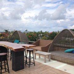Отель Jimbaran Bay Beach Resort & Spa бассейн фото 2