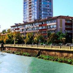 Yozh Hostel Сочи приотельная территория фото 2